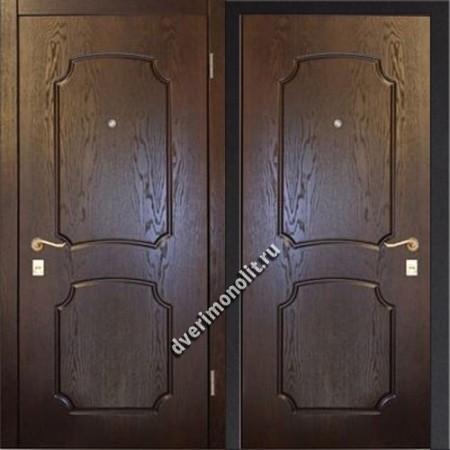 Входная металлическая дверь. Модель 313-01