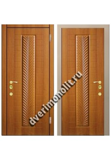 Входная металлическая дверь. Модель 320-01