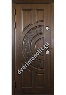 Входная металлическая дверь. Модель 322-01