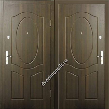 Входная металлическая дверь. Модель 327-01