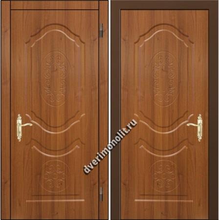Входная металлическая дверь. Модель 329-01
