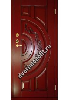 Входная металлическая дверь. Модель 334-01