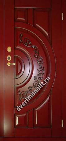 Входная металлическая дверь - 334-01