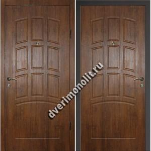 Входная металлическая дверь. Модель 338-01