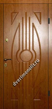 Входная металлическая дверь. Модель 342-01