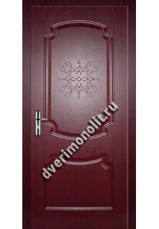 Входная металлическая дверь. Модель 343-01
