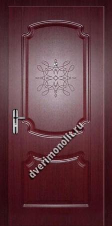 Входная металлическая дверь - 343-01