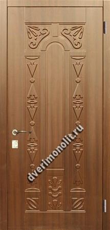Входная металлическая дверь. Модель 344-01