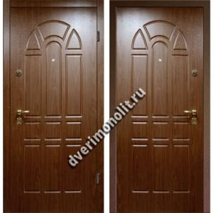 Входная металлическая дверь. Модель 345-01