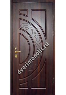 Входная металлическая дверь - 346-01