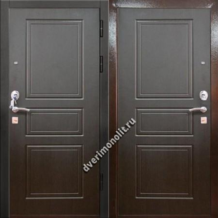Входная металлическая дверь. Модель 347-01