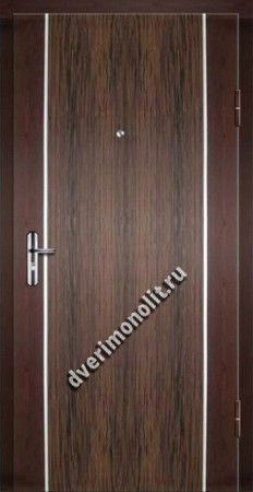 Входная металлическая дверь - 348-01
