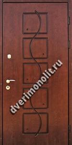 Входная металлическая дверь. Модель 349-01