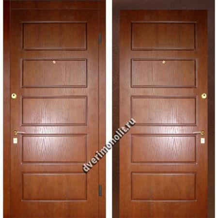 Входная металлическая дверь. Модель 351-01