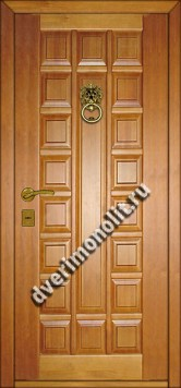 Входная металлическая дверь - 356-01