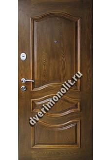 Входная металлическая дверь - 357-01