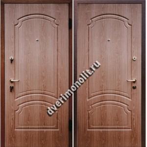 Входная металлическая дверь. Модель 366-01