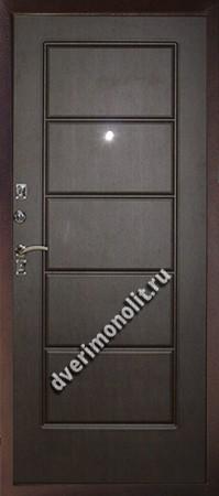 Входная металлическая дверь. Модель 367-01