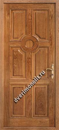 Входная металлическая дверь. Модель 368-01