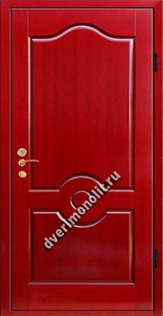 Входная металлическая дверь - 370-01