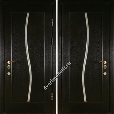 Входная металлическая дверь. Модель 372-01