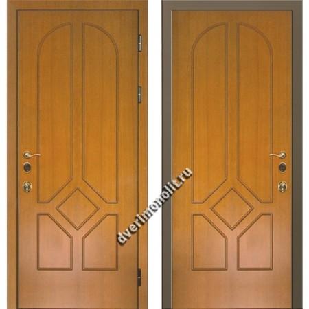 Входная металлическая дверь. Модель 376-01