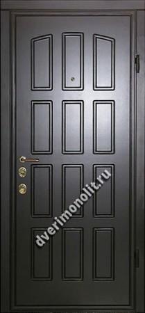 Входная металлическая дверь. Модель 381-01