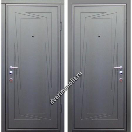 Входная металлическая дверь. Модель 382-01