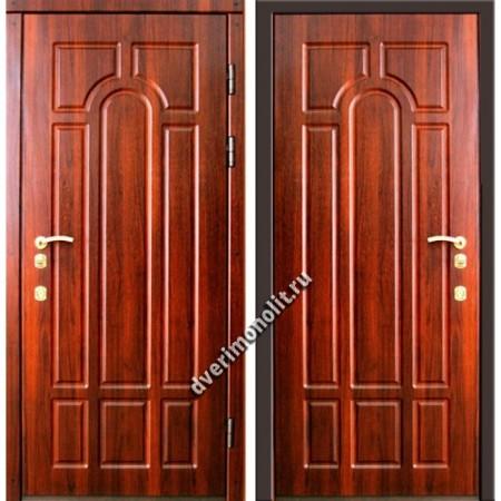 Входная металлическая дверь. Модель 383-01