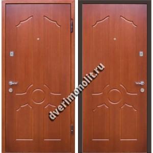Входная металлическая дверь. Модель 390-01