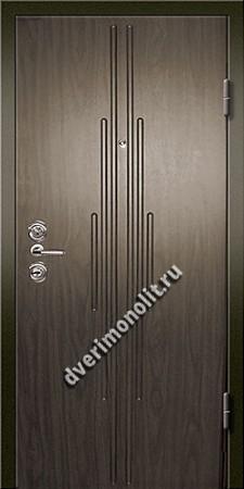 Входная металлическая дверь. Модель 391-01