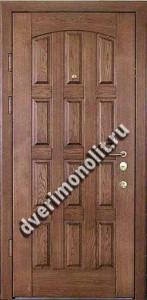 Входная металлическая дверь. Модель 392-02