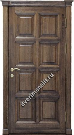 Входная металлическая дверь - 396-02