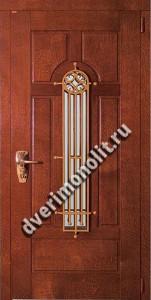 Входная металлическая дверь. Модель 398-02