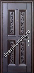 Входная металлическая дверь - 400-02