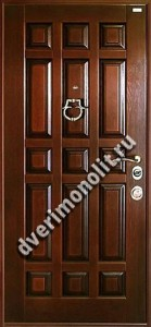Входная металлическая дверь - 401-02