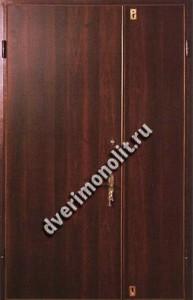 Нестандартная входная металлическая дверь - 404-03