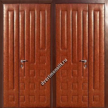 Входная тамбурная металлическая дверь Модель 407-03