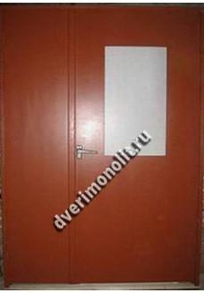 Входная тамбурная металлическая дверь Модель 411-03