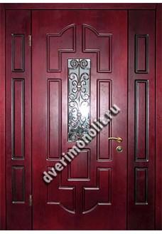 Входная металлическая дверь в старый фонд. Модель 415-03