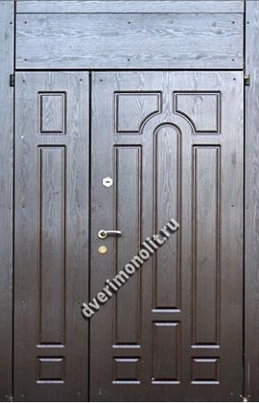 Входная металлическая дверь в старый фонд. Модель 416-03