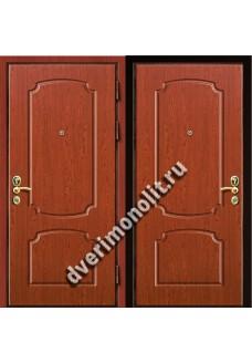 Входная металлическая дверь в старый фонд. Модель 417-03