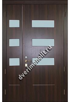 Входная металлическая дверь в старый фонд. Модель 418-03