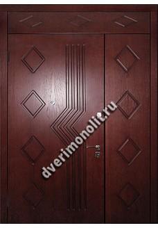 Входная металлическая дверь в старый фонд. Модель 419-03