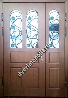 Входная металлическая дверь в старый фонд. Модель 428-03