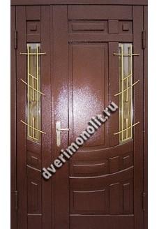 Входная металлическая дверь в старый фонд. Модель 430-03