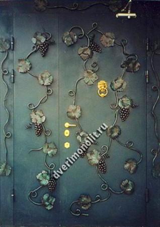 Входная металлическая дверь - 431-03