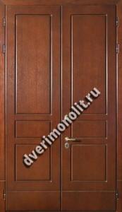 Входная металлическая дверь в старый фонд. Модель 434-03