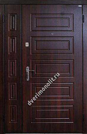 Входная металлическая дверь в старый фонд. Модель 437-03