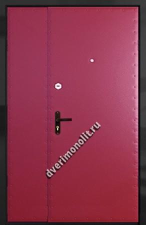 Входная тамбурная металлическая дверь. Модель 452-03